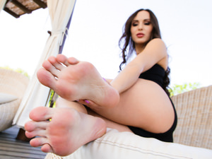 Fuck My Feet And Ass Scène 1