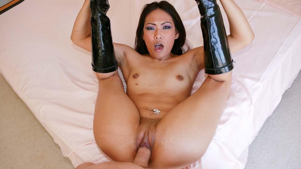 Veronica Lynn Asian Cum Tart