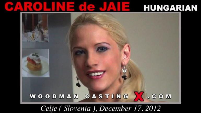 Caroline De Jaie casting