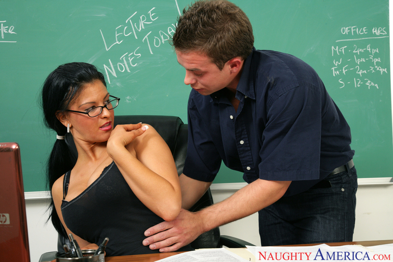 My First Sex Teacher - Marilyn S