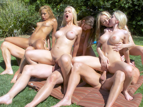 Kacy Lane - Spring Break Orgy