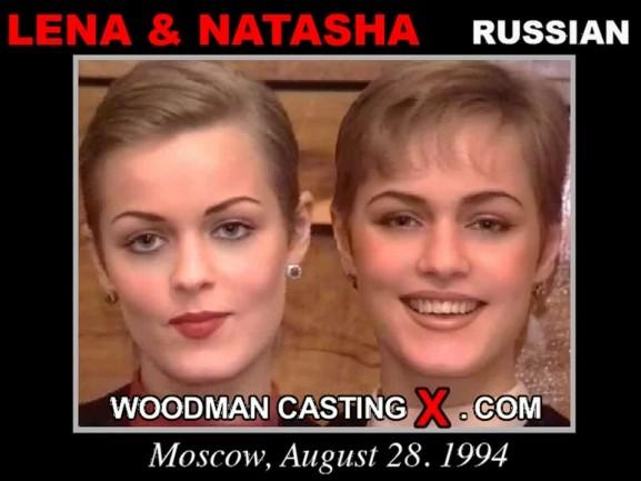 Lena and Natasha casting