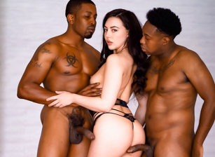 Interracial DP Vol. 3 Scène 1