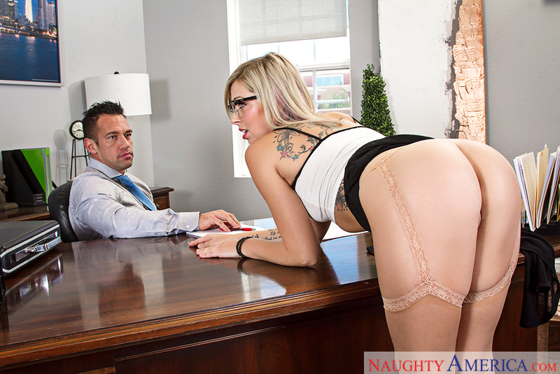 Naughty Office - Zoey Monroe & J
