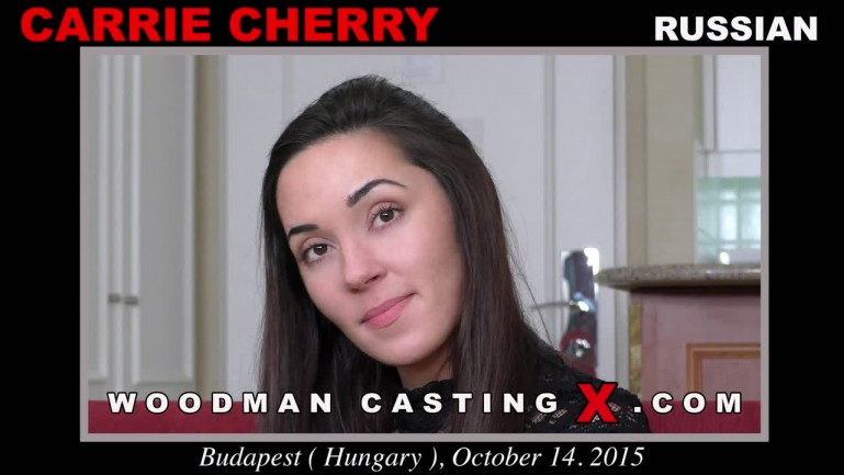 Carrie Cherry casting