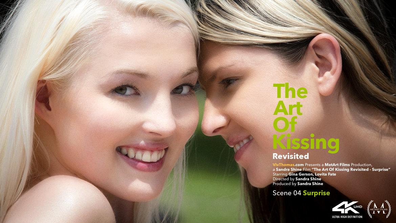 Art Of Kissing Revisited Episode 4 - Surprise Scène 1