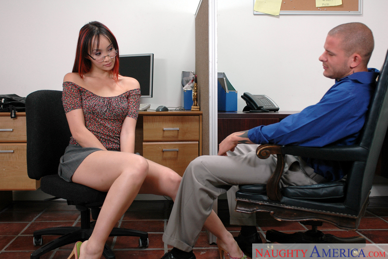 Naughty Office - Katsuni & Scott