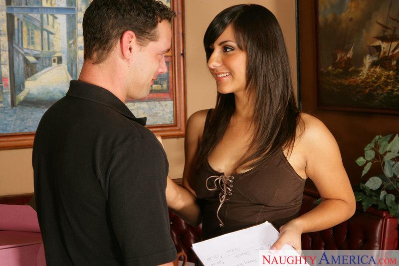 Latin Adultery - Alana Leigh & B