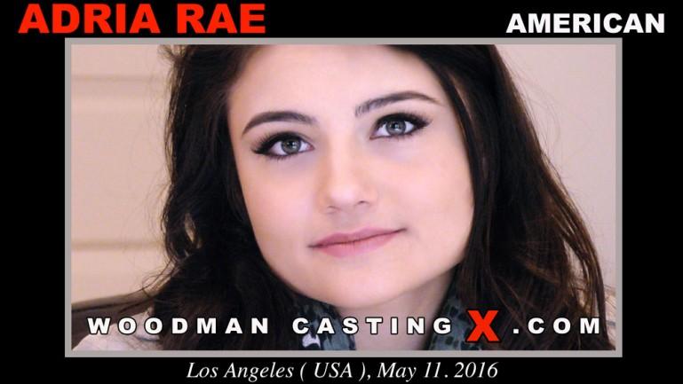Adria Rae casting