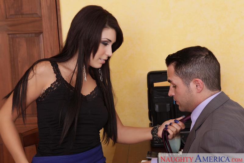 Latin Adultery - Ava Alvares & K