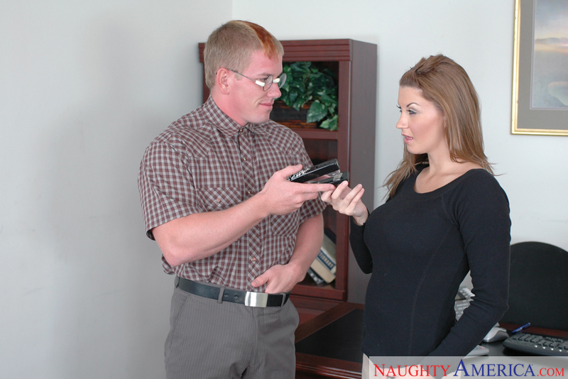 Naughty Office - Sara Stone & Ja