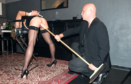 Amateur German Granny BDSM