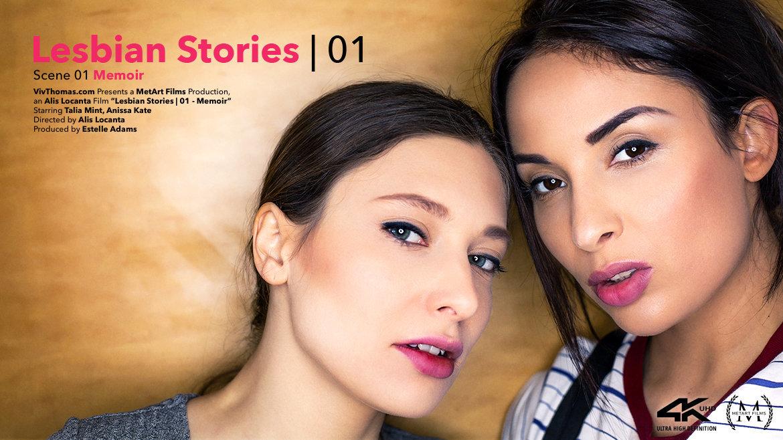 Lesbian Stories Scènes
