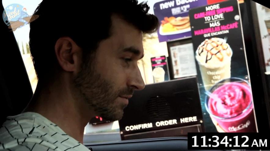 McDonalds Scène 1