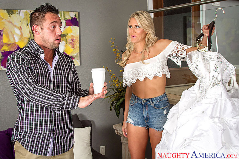 Naughty Weddings - Audrey Show &