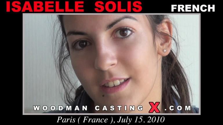 Isabelle Solis casting