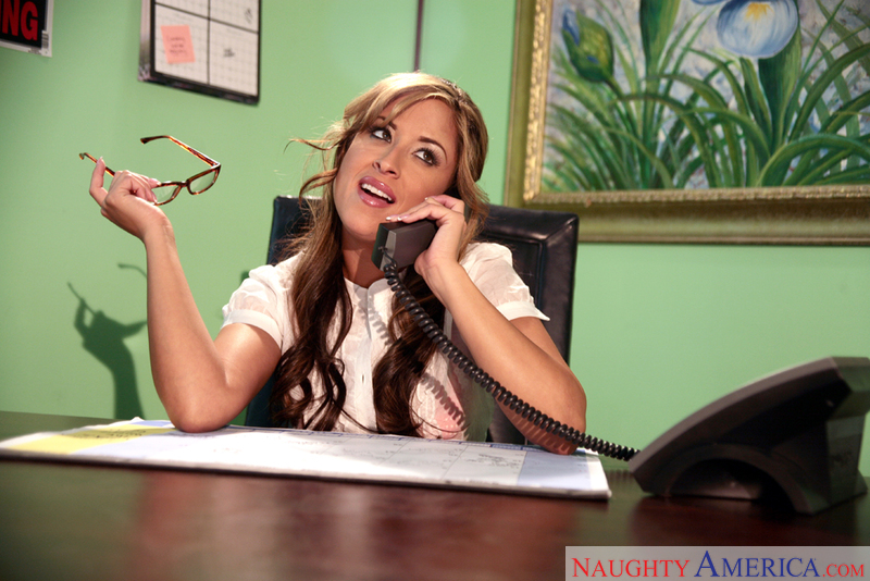 Naughty Office - August