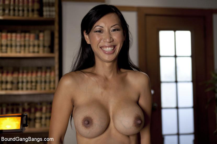 Beautiful Asian Lawyer Fantasize