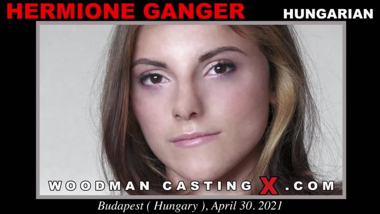 Hermione Ganger casting