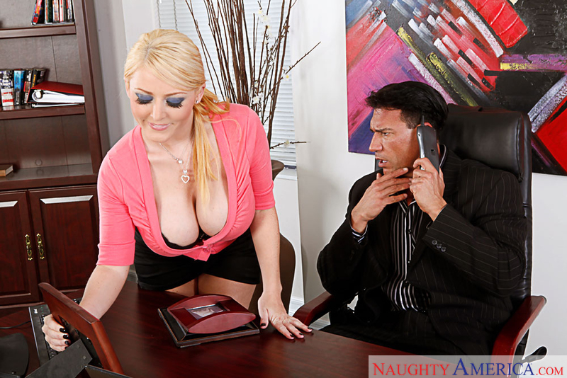 Naughty Office - Sophie Dee & Ma