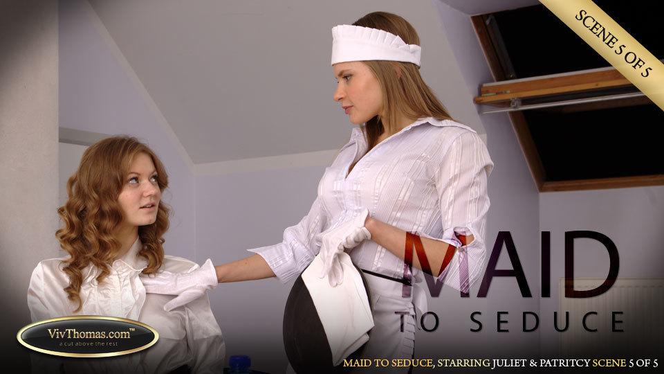 Maid to Seduce Scene 5 Scène 1