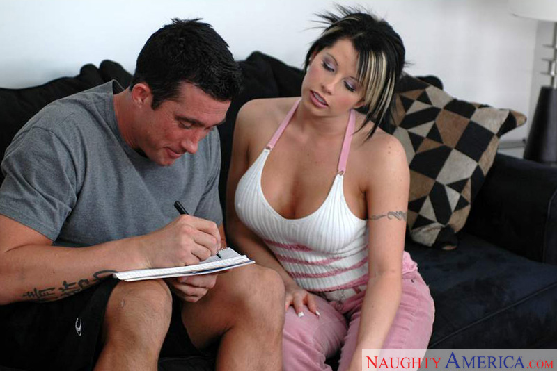 Neighbor Affair - Brooke Haven &