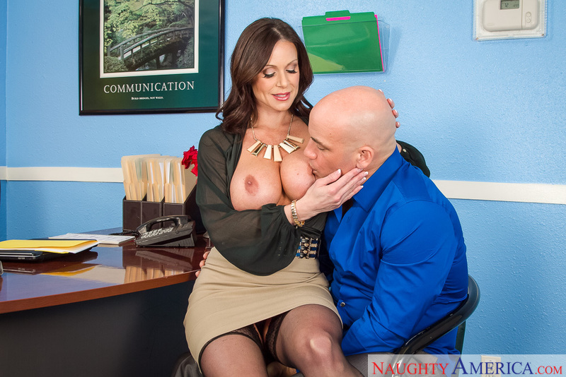 Naughty Office - Kendra Lust & D
