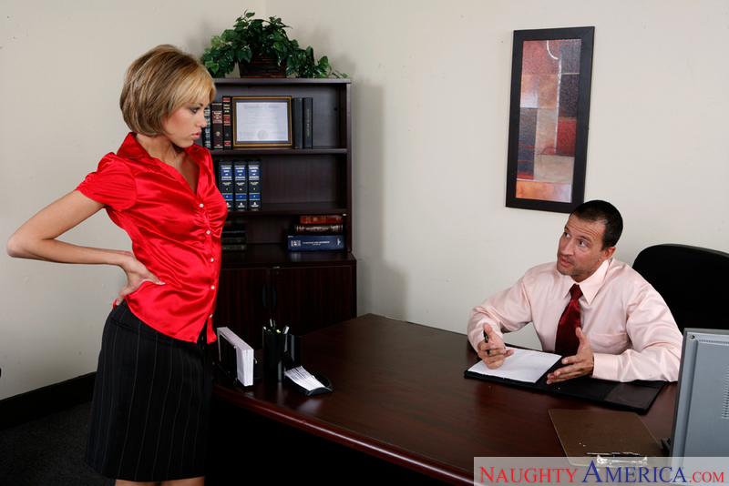 Naughty Office - Jenny Hendrix &