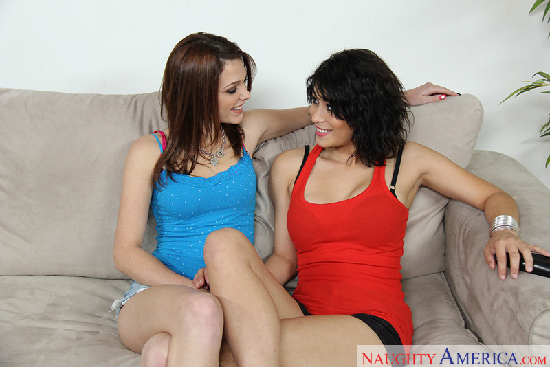 Lesbian Girl on Girl - Kiera Win