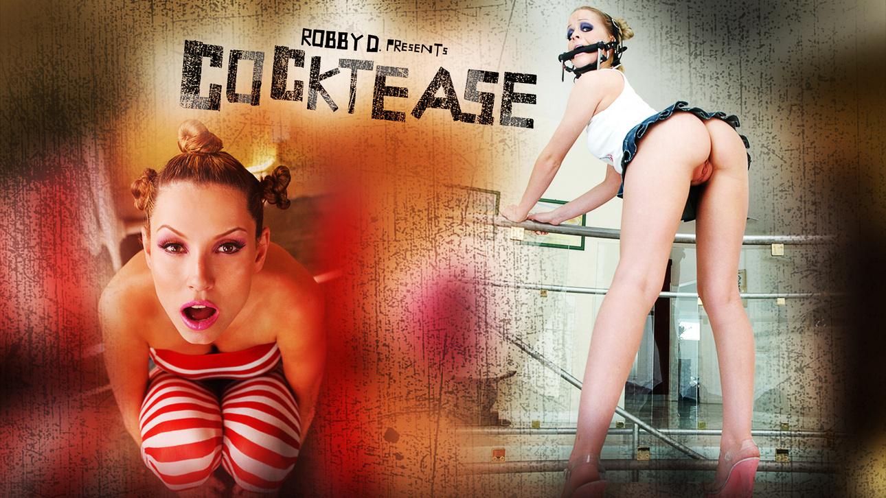 Cock Tease Scène 1