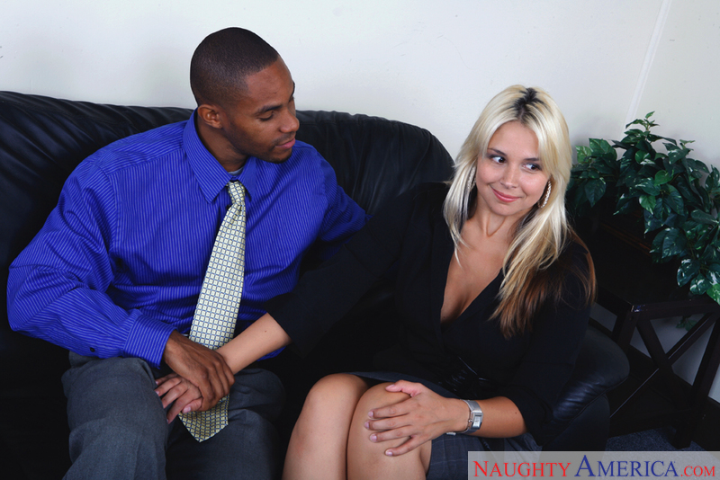 Naughty Office - Sarah Vandella