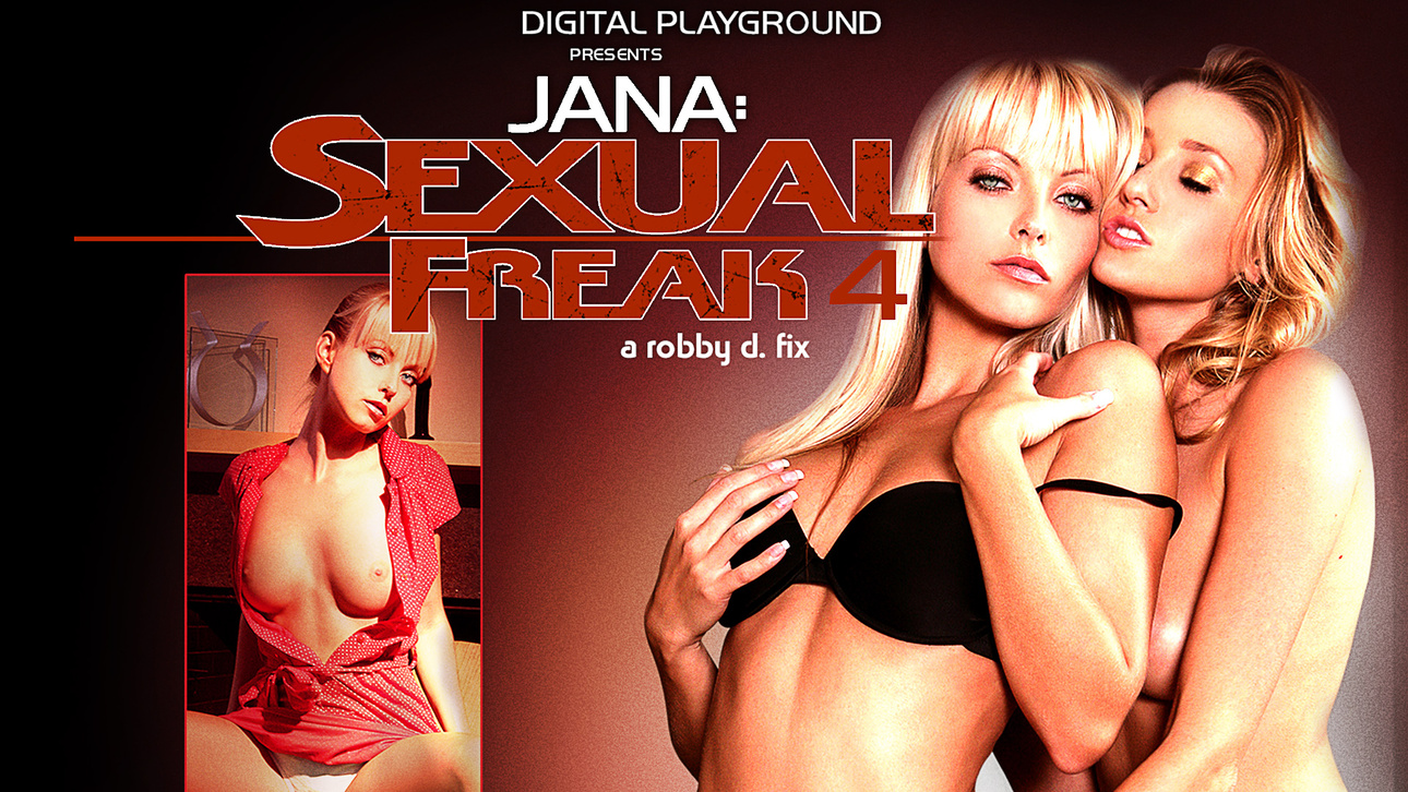 Jana: Sexual Freak 4 Scène 1