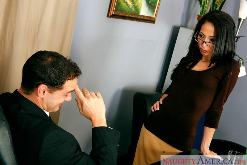 Latin Adultery - Veronica Jett &