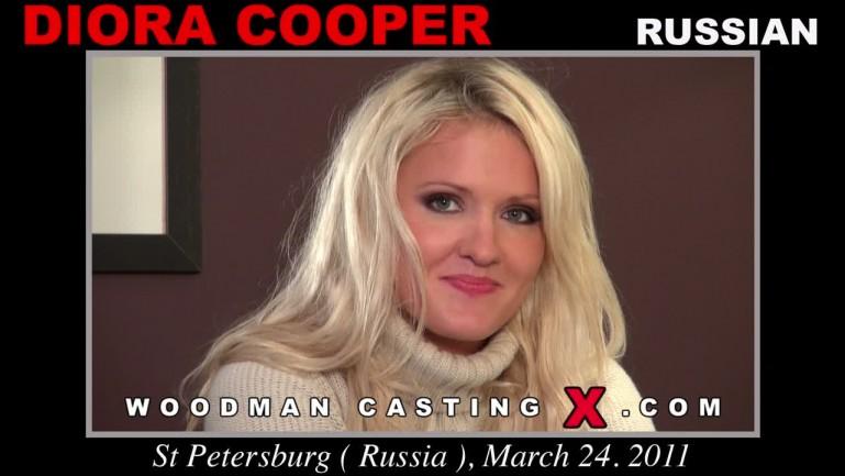 Diora Cooper casting