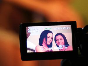 Backstage with Britney & Liz