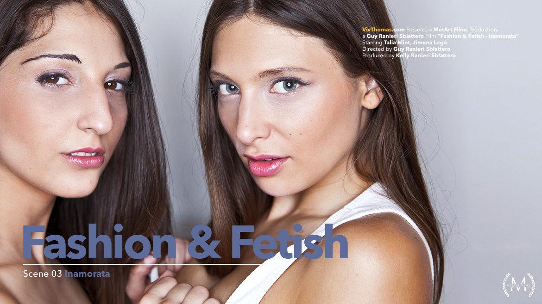 Fashion & Fetish Episode 3 - Ina