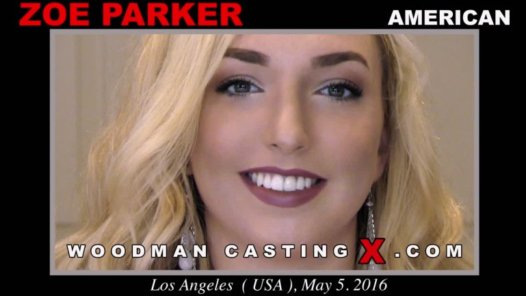Zoe Parker casting