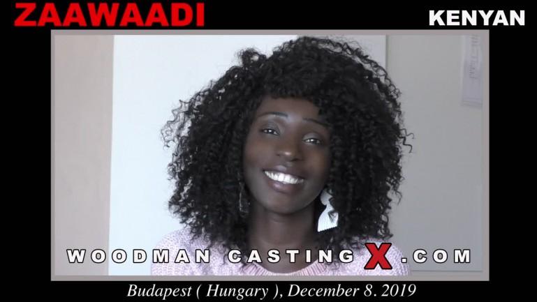 Zaawaadi casting