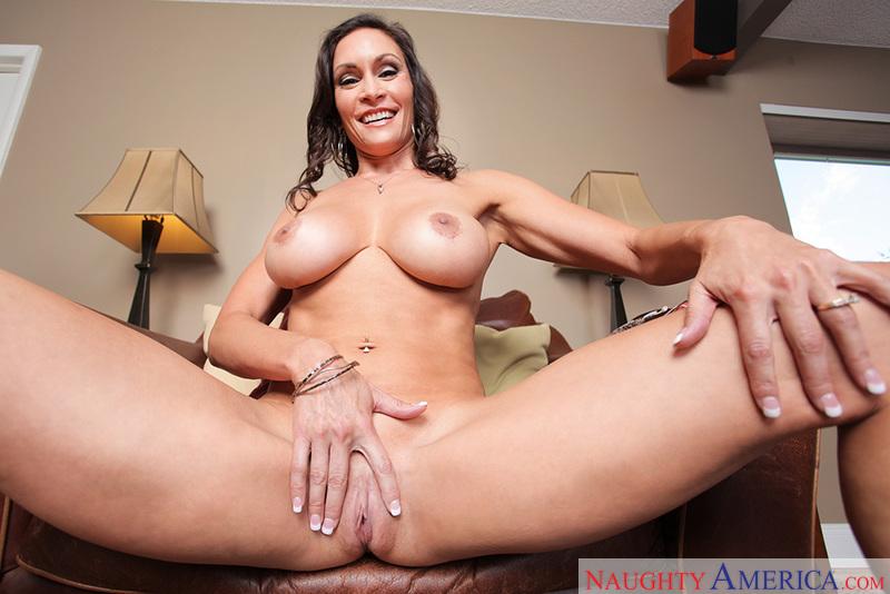 My Friend's Hot Mom - Raven LeCh