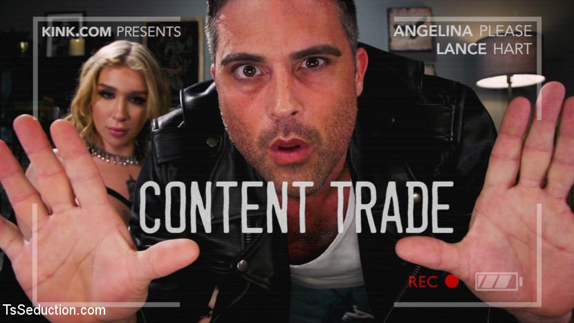 Content Trade: Porn Creep Gets D