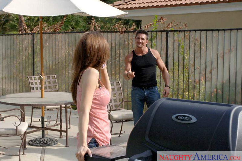 Neighbor Affair - Karina Kay & T
