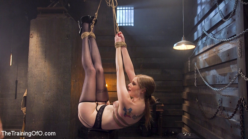 Blonde Slave Slut Training: Ela