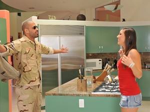 Military Leave Scène 1