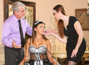 Seduced By The Boss's Wife #02 Scène 1