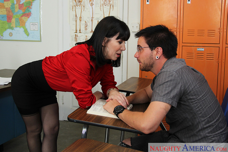 My First Sex Teacher - Rayveness