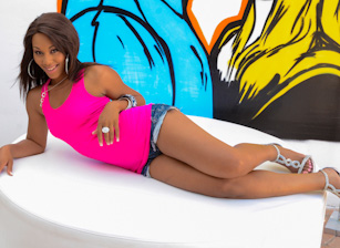 Black Anal Beauties #03 Escena 2