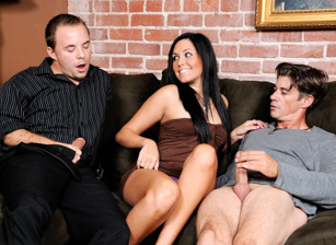 Husband Wife Cock Swappers #02