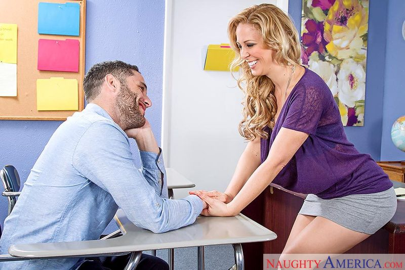 My First Sex Teacher - Cherie De