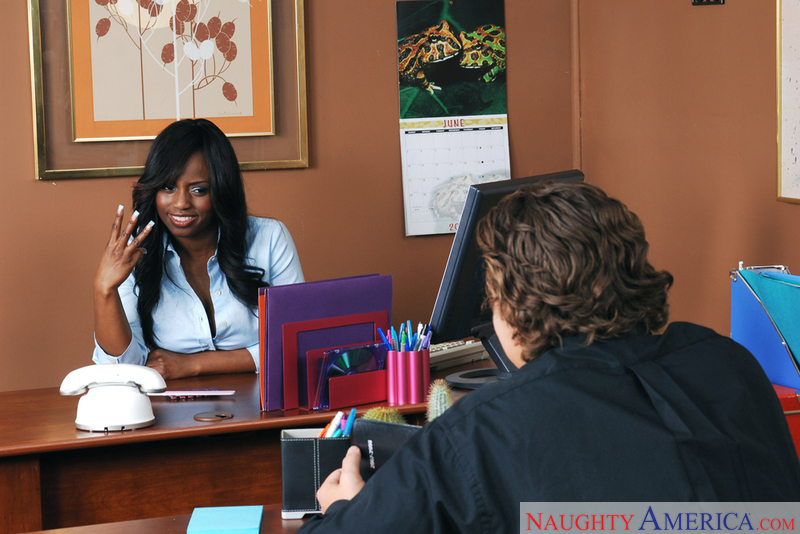 Naughty Office - Jada Fire & Jer
