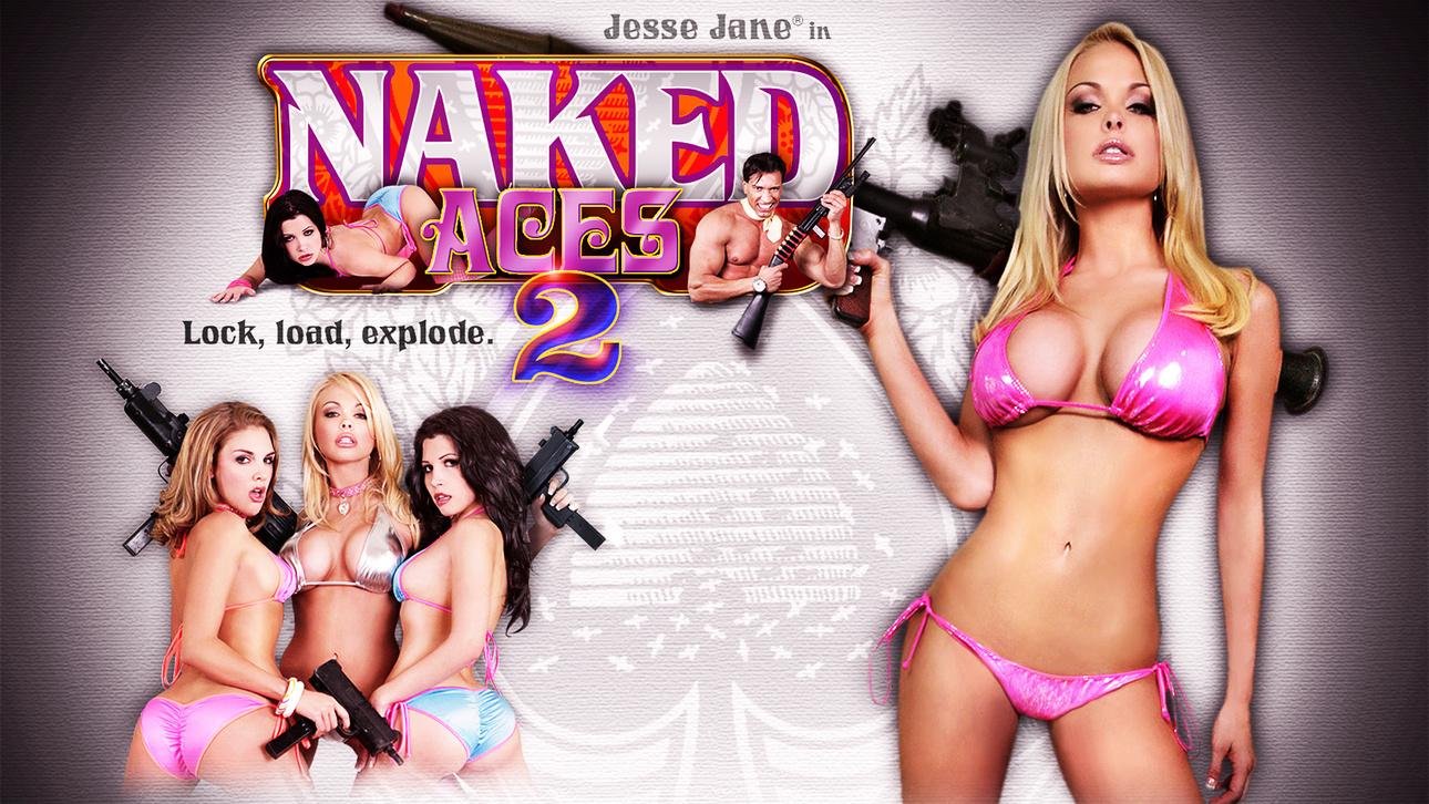 Naked Aces 02 Scène 1